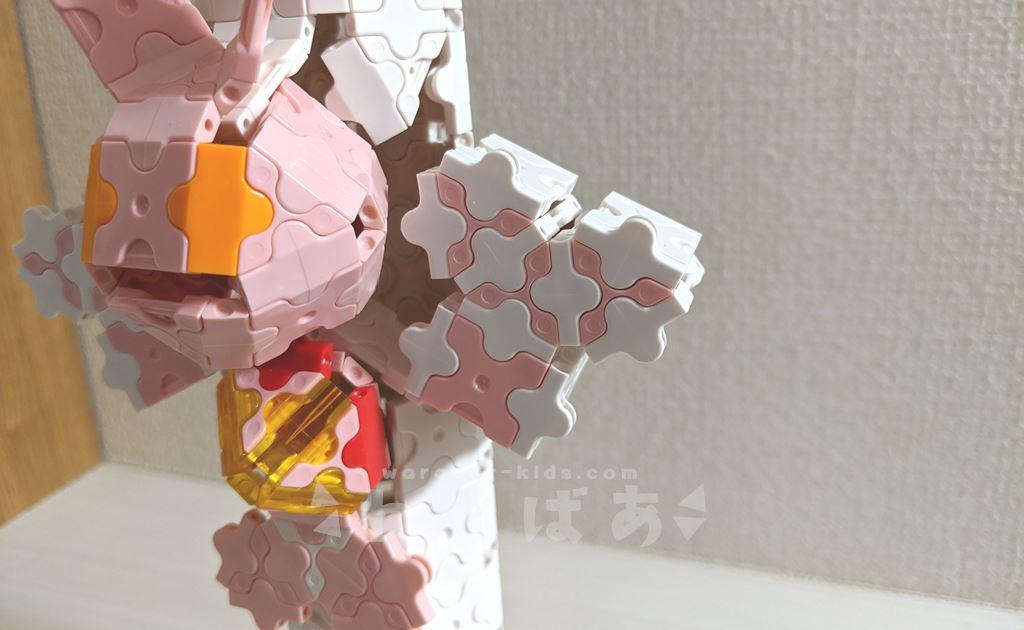 【プリキュア】LaQ(ラキュー)で変身ヒーリングステッキの作り方08