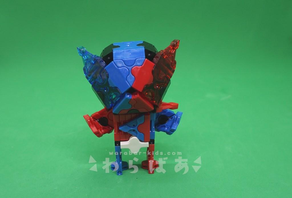 LaQで仮面ライダービルドの作り方01