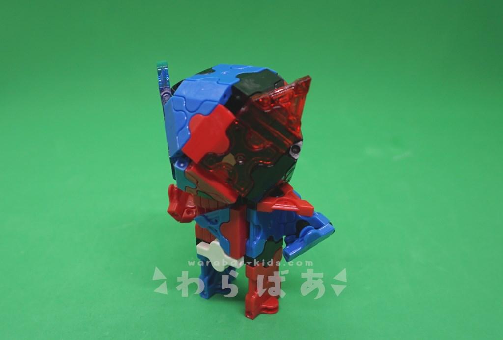 LaQで仮面ライダービルドの作り方02