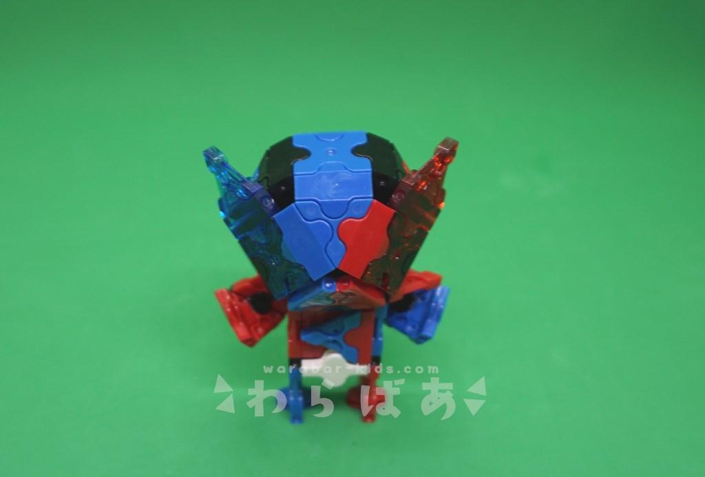 LaQで仮面ライダービルドの作り方03