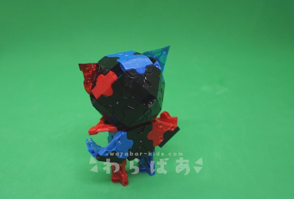 LaQで仮面ライダービルドの作り方05