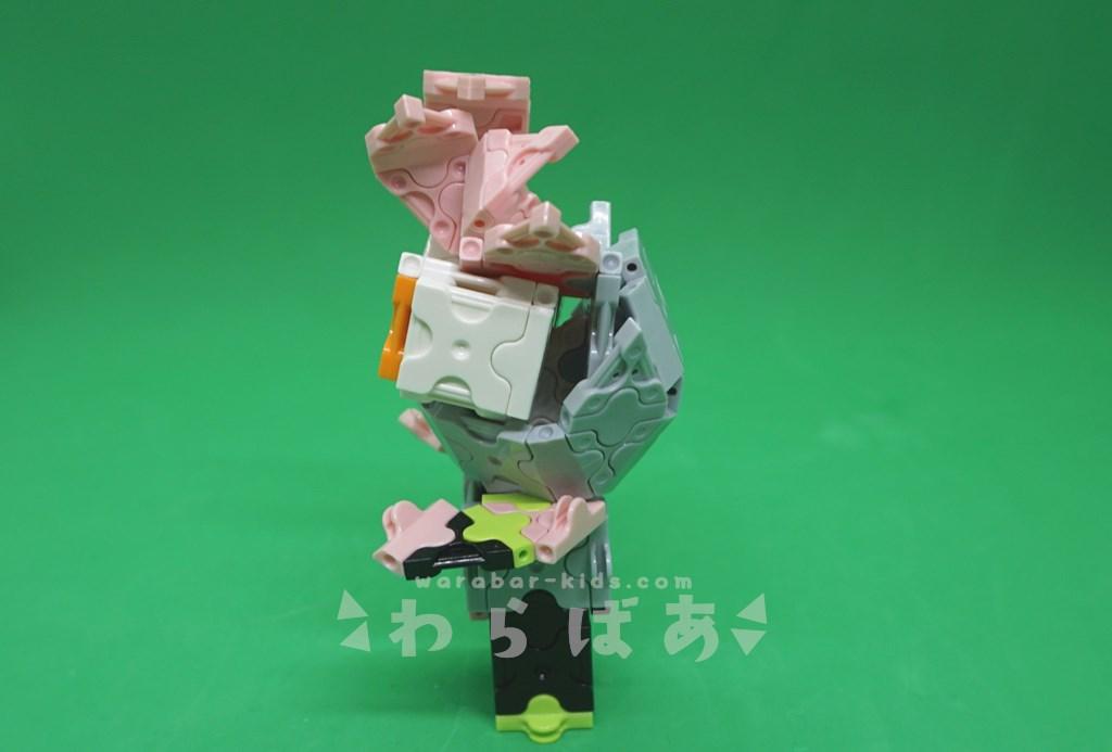 LaQで仮面ライダーエグゼイドの作り方06