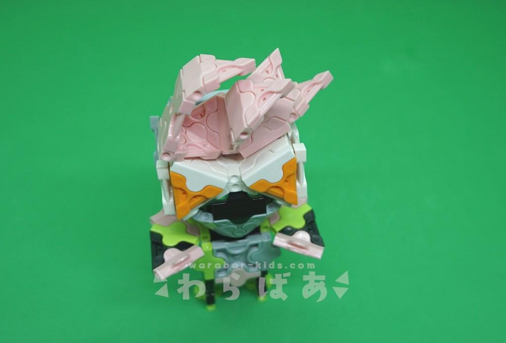 LaQで仮面ライダーエグゼイドの作り方02