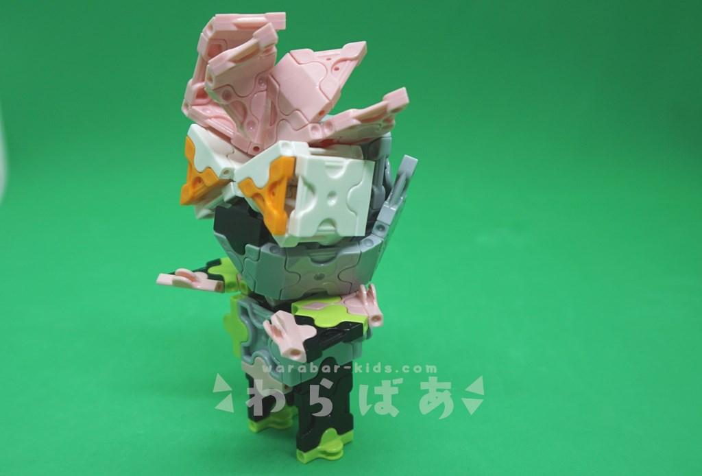 LaQで仮面ライダーエグゼイドの作り方01