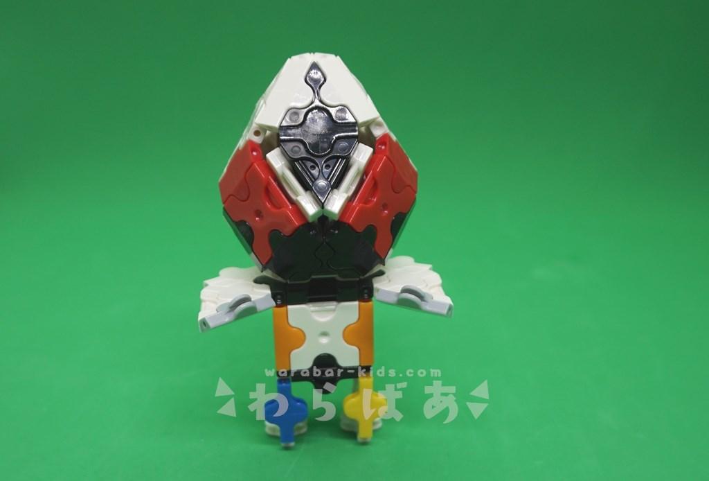 LaQで仮面ライダーフォーゼの作り方01