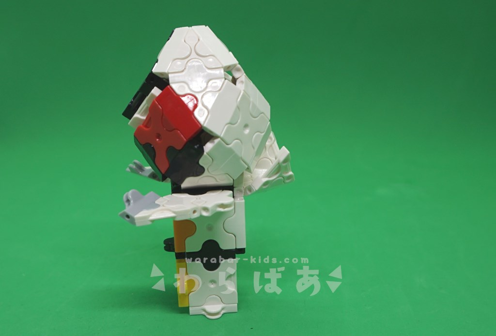 LaQで仮面ライダーフォーゼの作り方03
