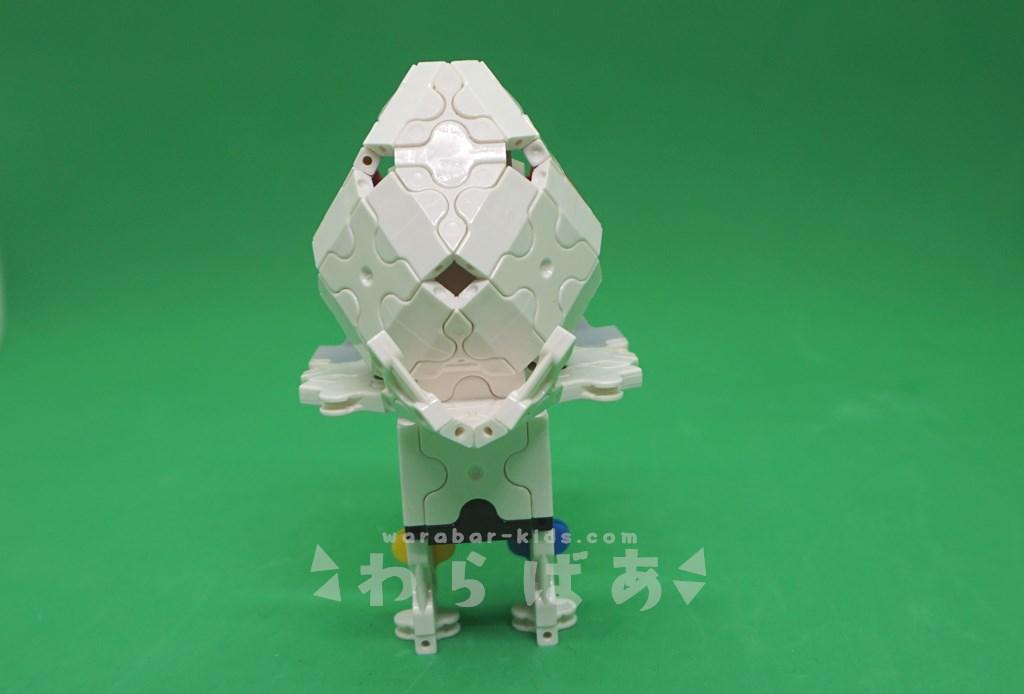 LaQで仮面ライダーフォーゼの作り方05