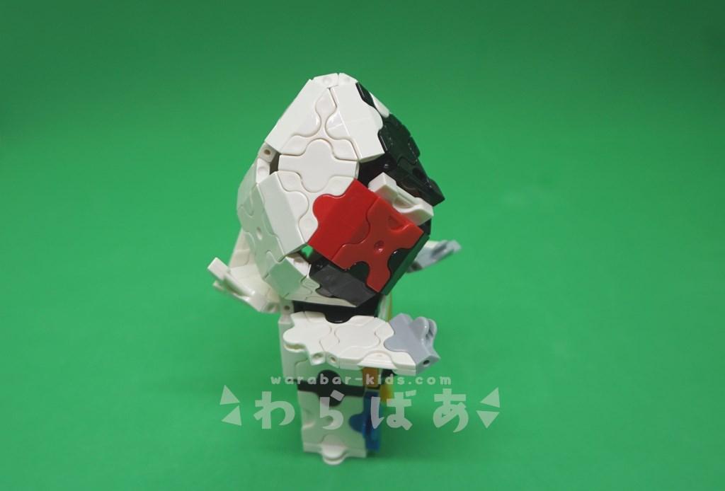 LaQで仮面ライダーフォーゼの作り方04