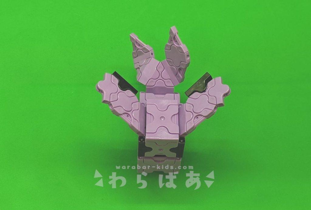 LaQ(ラキュー)でエーフィの作り方【人気のポケモン】03