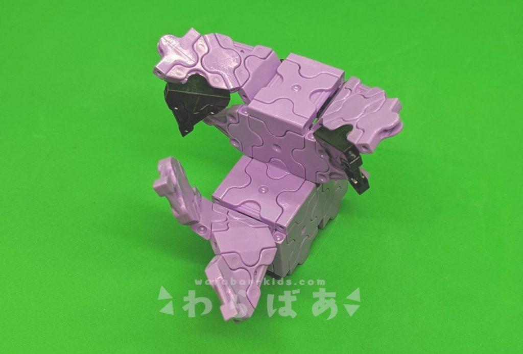 LaQ(ラキュー)でエーフィの作り方【人気のポケモン】05