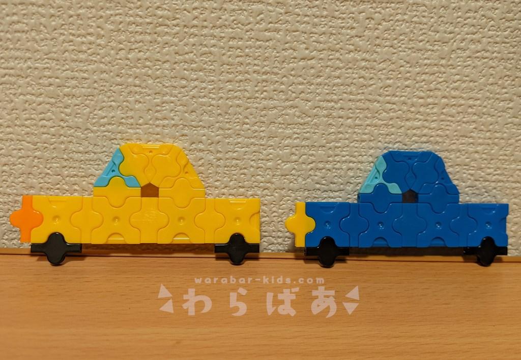 LaQで車(くるま)の作り方02